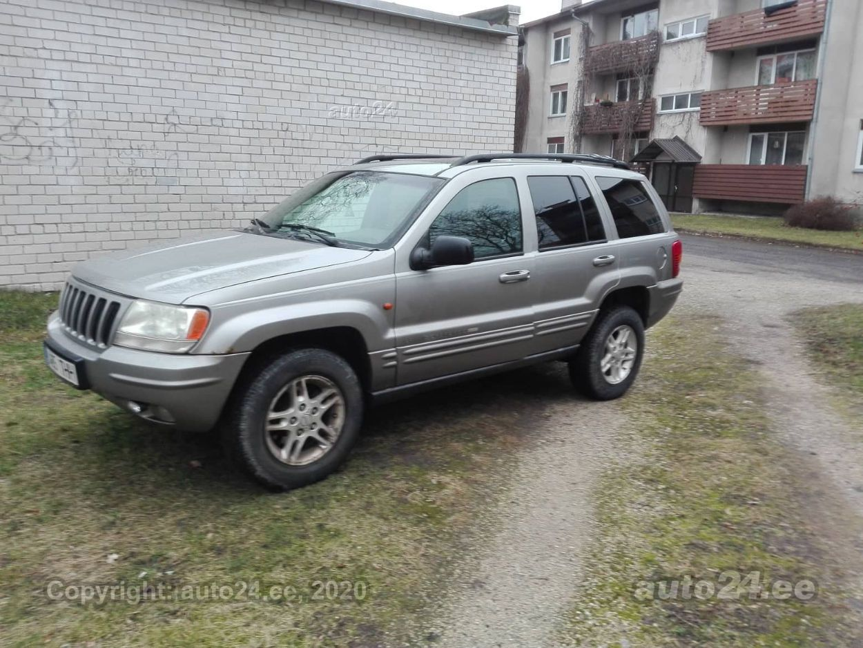 Jeep Grand Cherokee 3.1 103kW