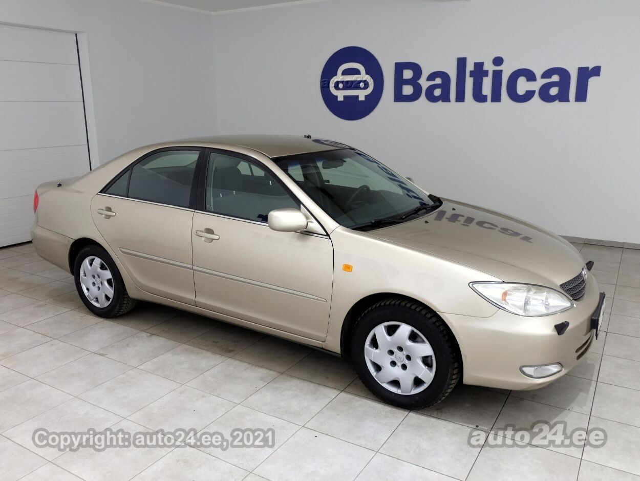 Toyota Camry Linea Sol ATM - Photo
