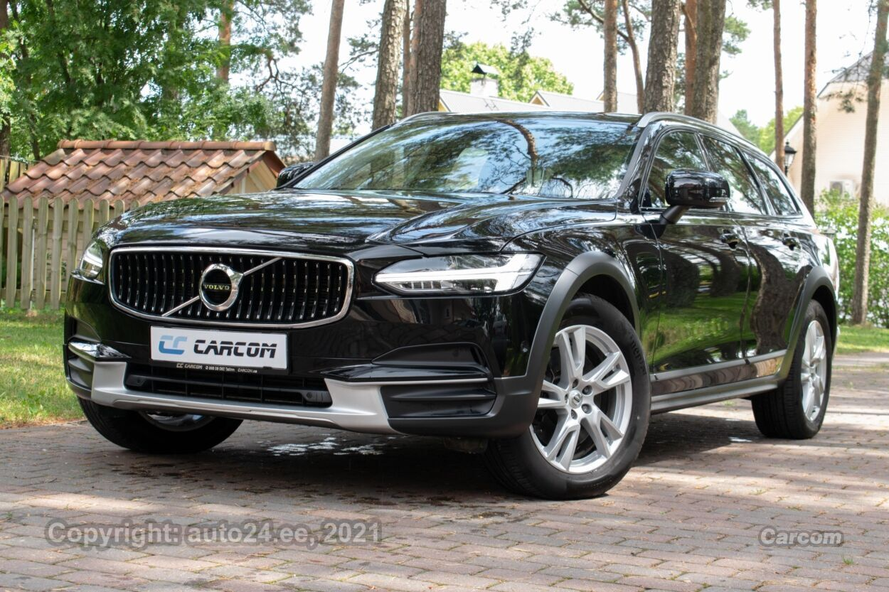 Volvo V90 Cross Country AWD Intelli Safe PRO MY 2019 2.0 D5  173 kW