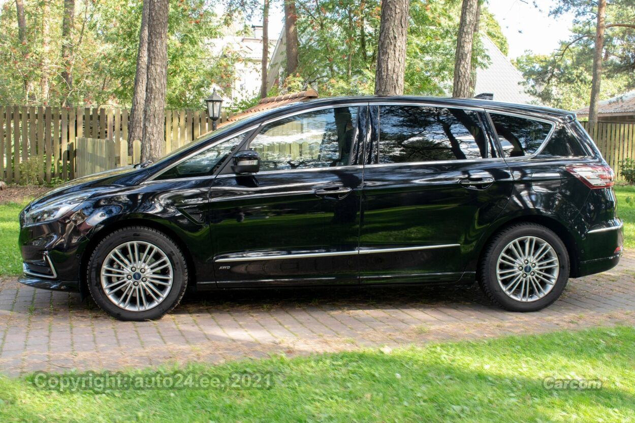 Ford S-MAX AWD Vignale Advanced Safety 2.0 Ecoblue  140 kW