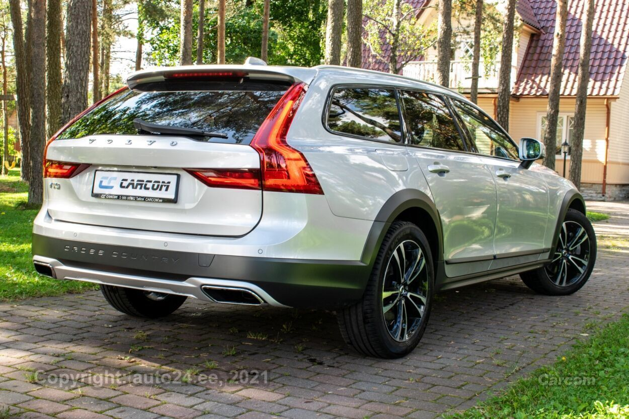 Volvo V90 Cross Country AWD Intelli Safe PRO MY 2018 2.0 D4  140 kW
