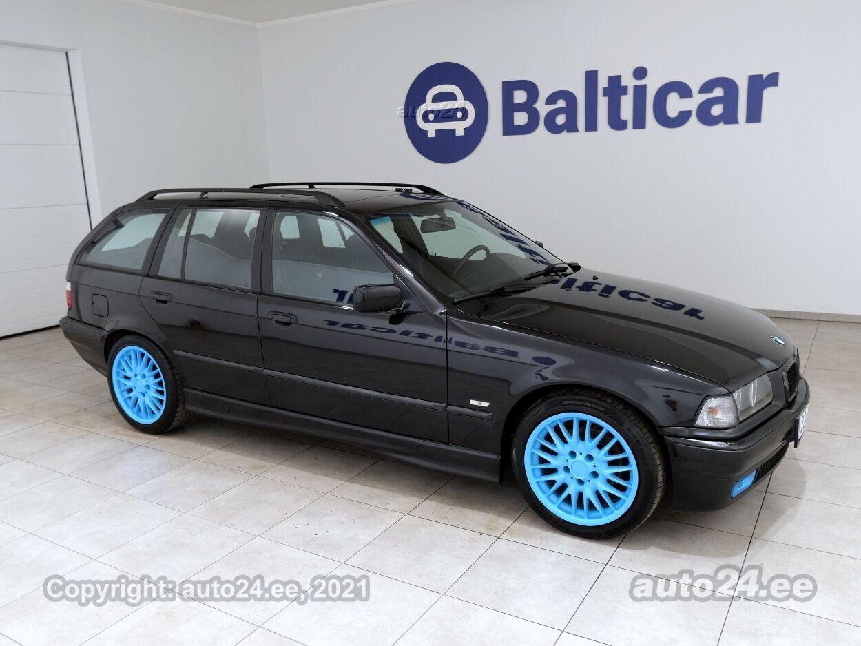 BMW 318 Touring - Photo