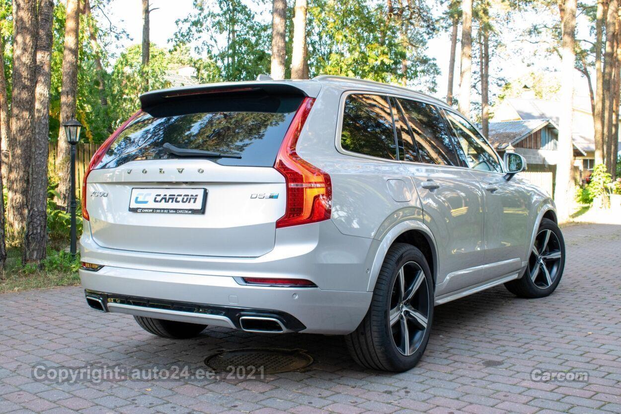 Volvo XC90 R-Design Intelli PRO Winter Xenium 7K 2.0 D5 Polestar  177 kW