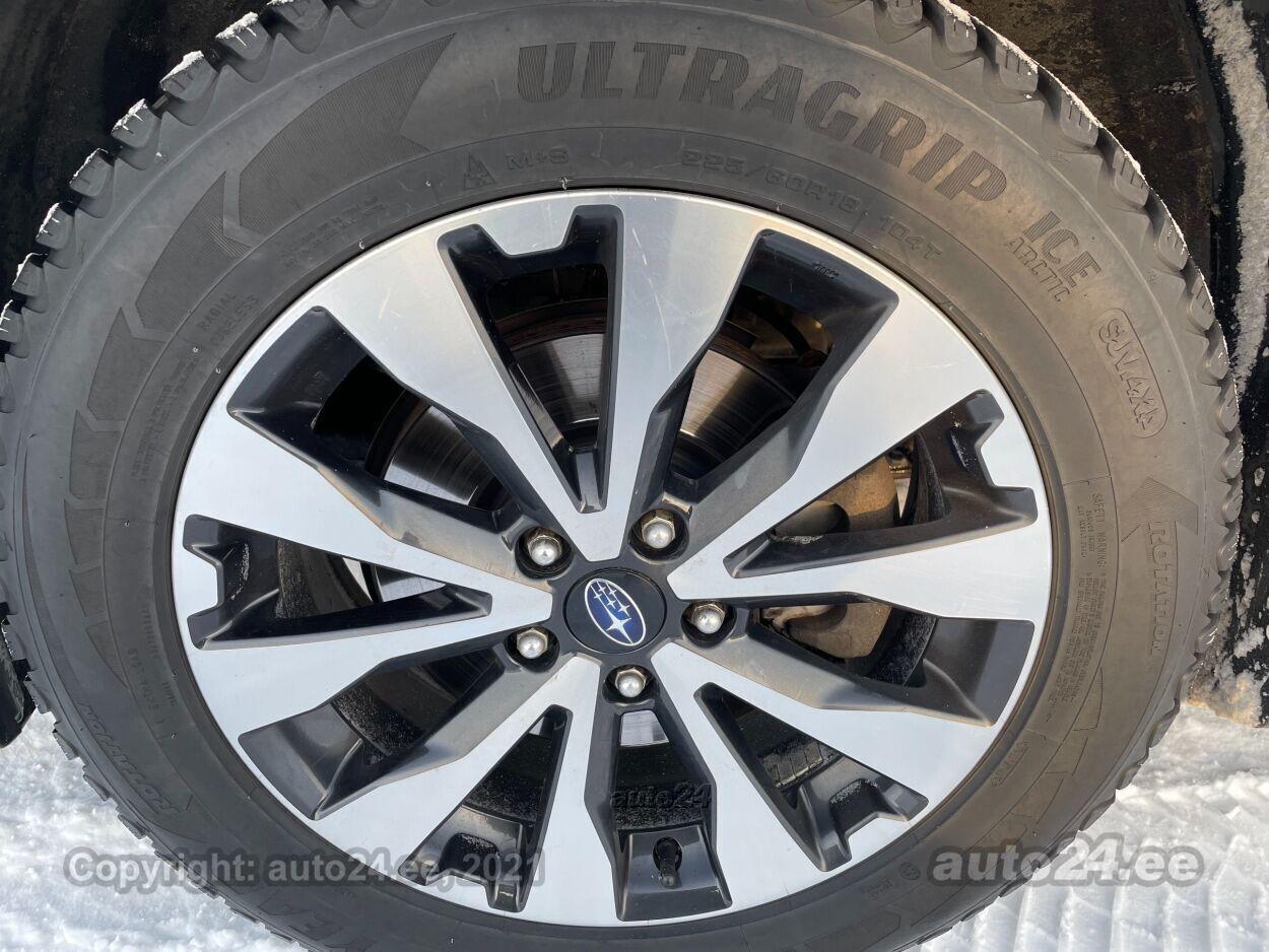 Subaru Outback Summit 2.5 Boxer 129kW