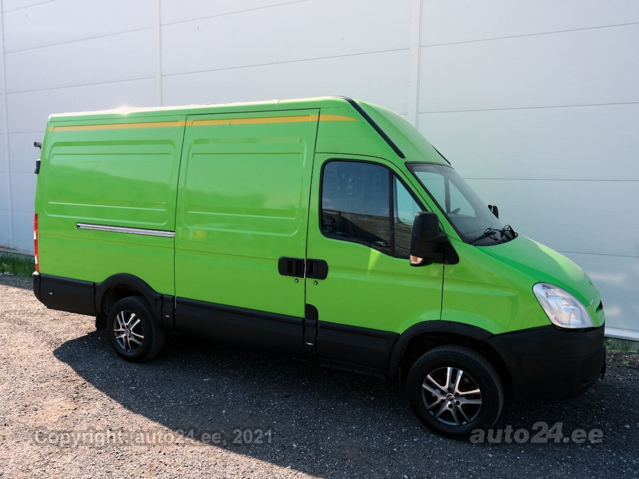 Iveco Daily 35S18V Facelift - Photo