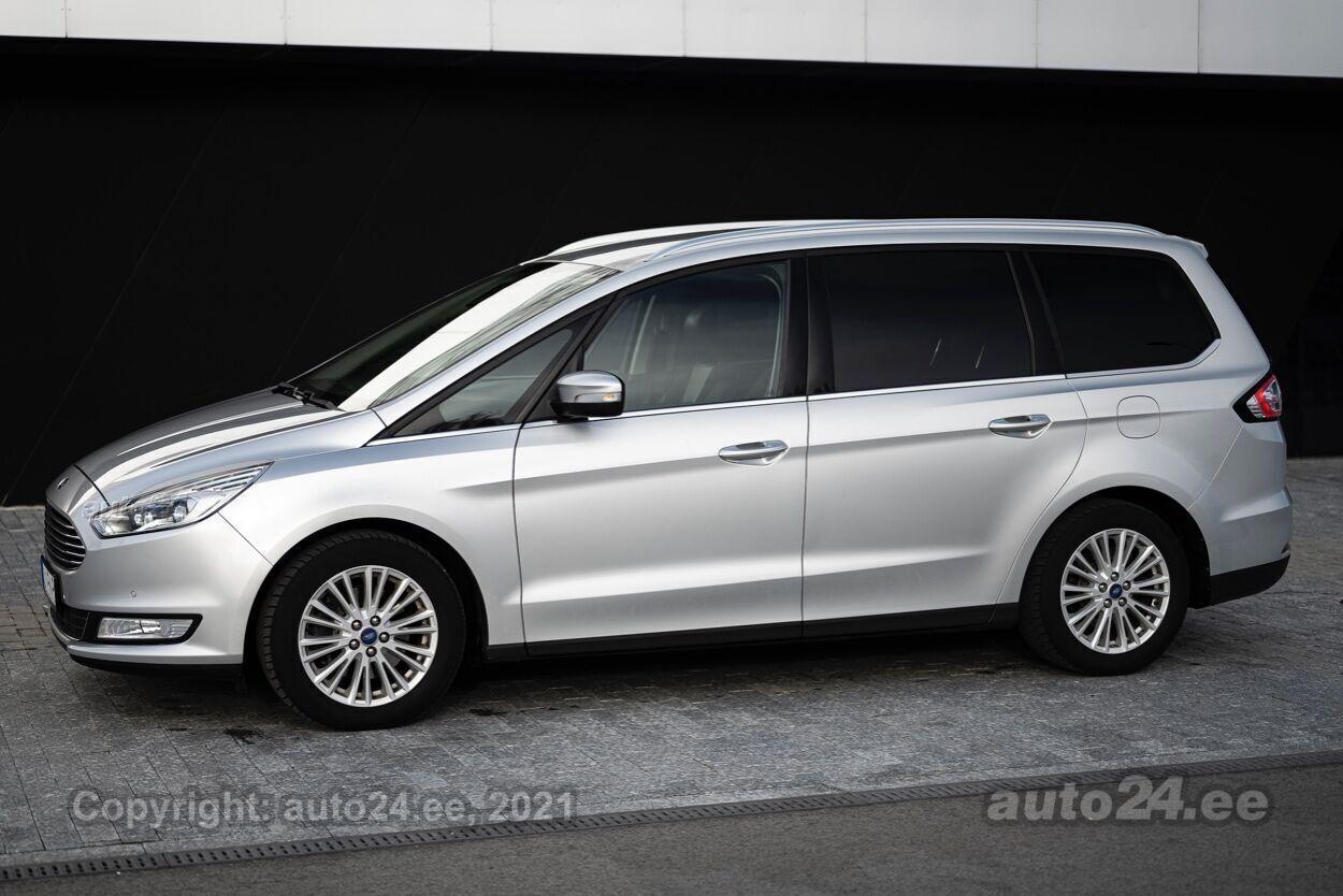 Ford Galaxy Titanium MatrixLED 2.0 TDCi Duratorq 132kW