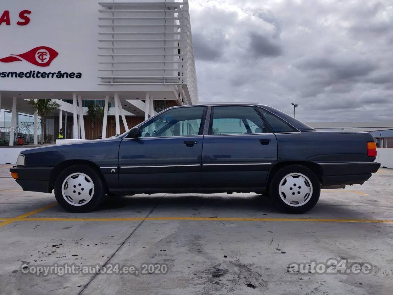 Audi 200 C3 Turbo Quattro 2.2 10V 1B 147kW
