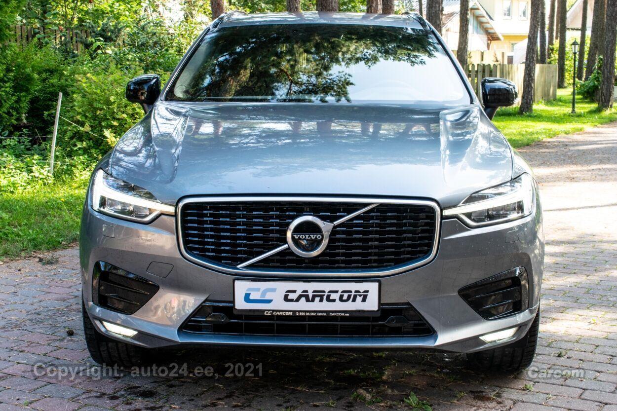 Volvo XC60 AWD R-Design Intelli Safe PRO MY 2020 2.0 B5 KERS Kerghübriid  173 kW