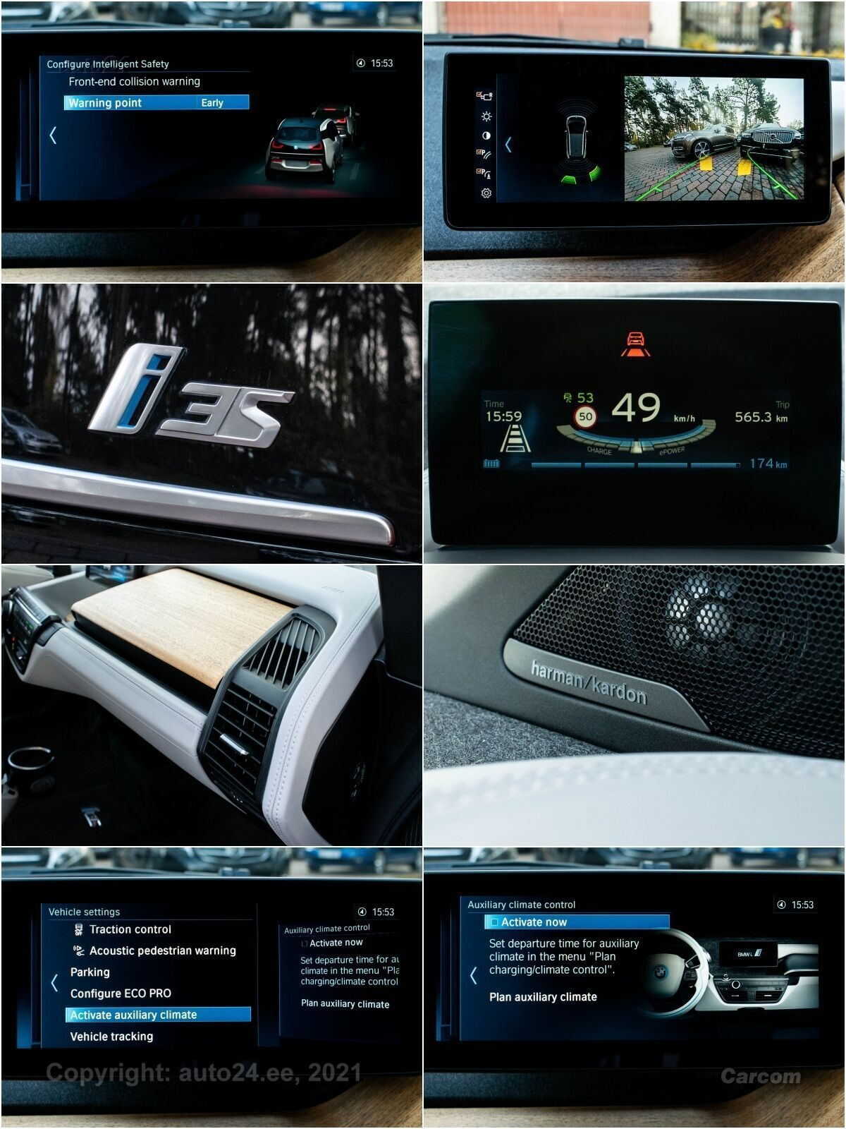 BMW i3 S 94Ah i3S Sportpakett 75kW  135 kW