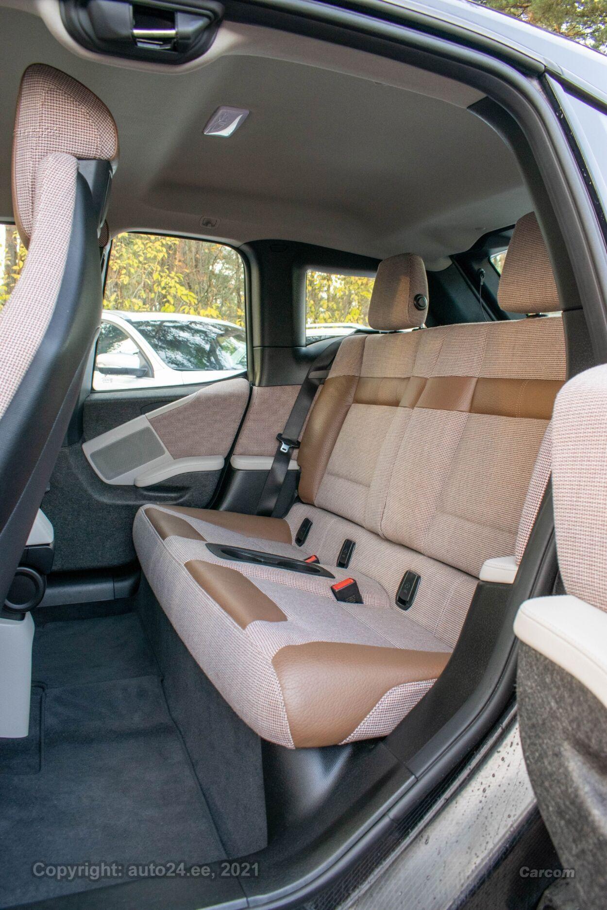 BMW i3 S i3S Sportpakett   135 kW