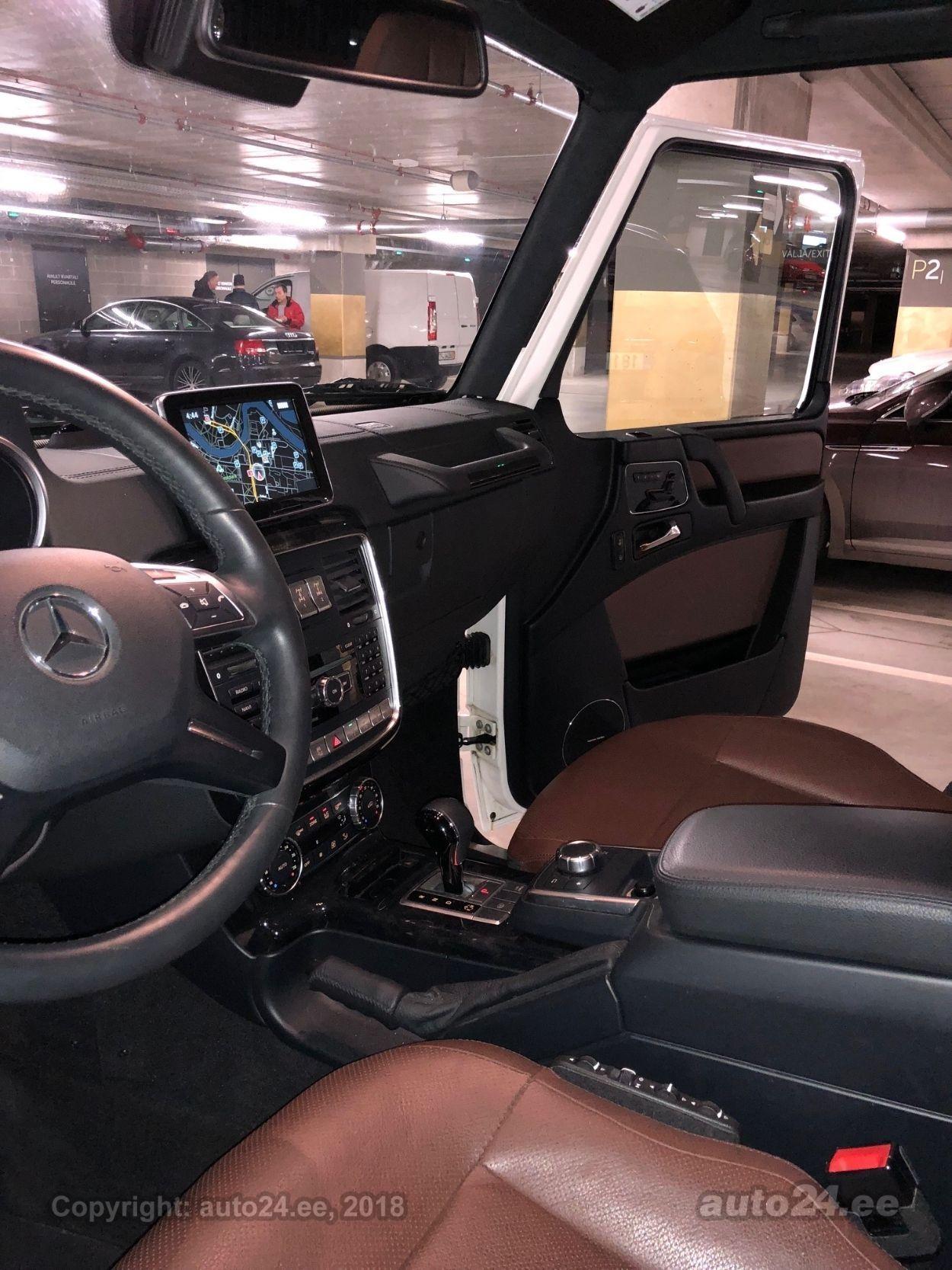 Mercedes-Benz G 350 3.0 180kW
