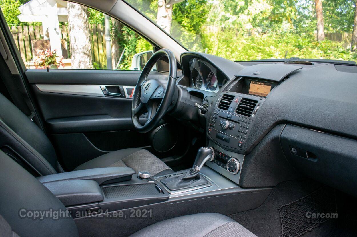 Mercedes-Benz C 180 Avantgarde 1.6 Kompressor BlueEfficiency  115 kW