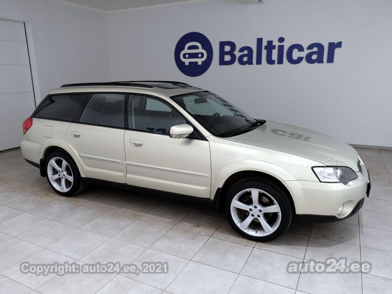 Subaru Outback Luxury Opensky