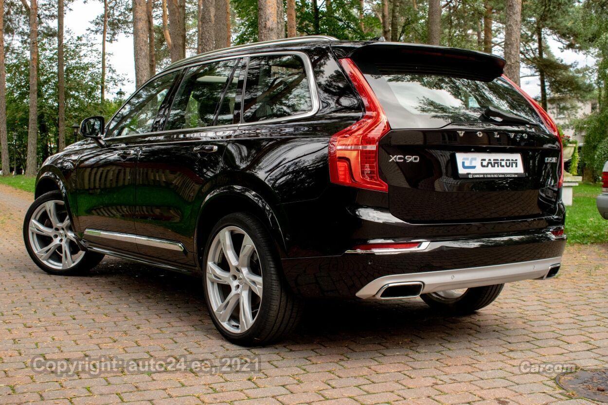 Volvo XC90 AWD Inscription Intelli PRO Winter Xenium 7K 2.0 D5  173 kW