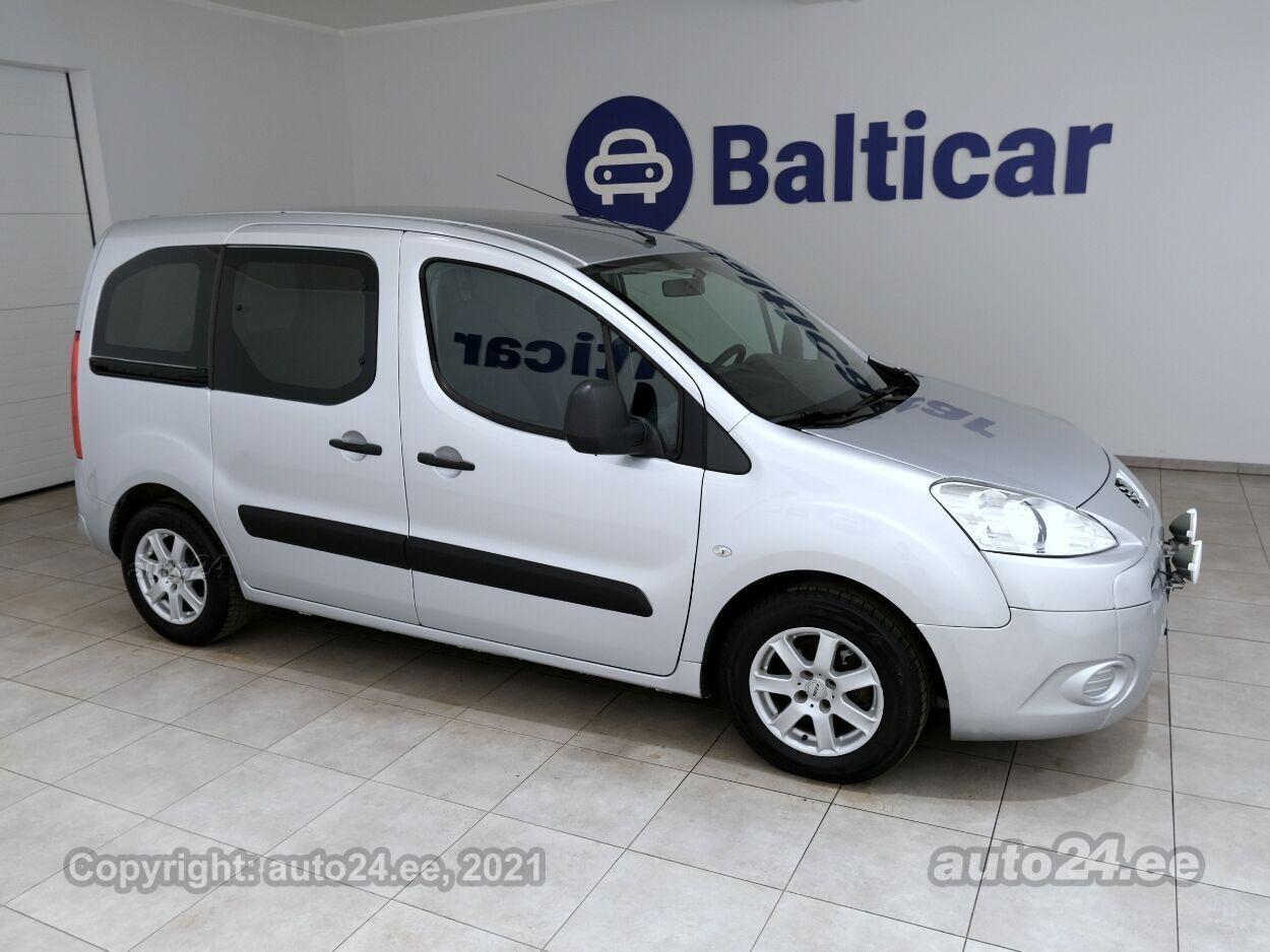 Peugeot Partner Multispace - Photo