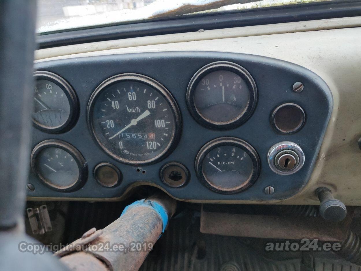 GAZ 53 4.3 85kW