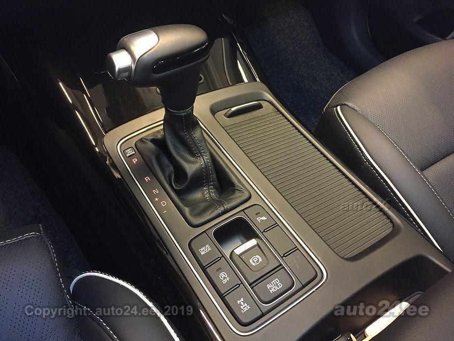 Kia Sorento CRDI GT-Line AWD 2.2 147kW
