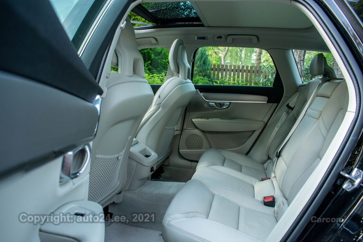 Volvo V90 Inscription Intelli Safe PRO Winter 2.0 D4  140 kW