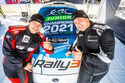 Ken Torn ja Kauri Pannas on autoralli ERC Junior klassi Euroopa meistrid