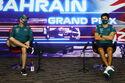 Aston Martini F1 tiim jätkab samas koosseisus