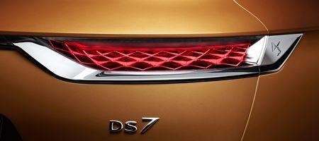DS7 Crossback. Foto: DS
