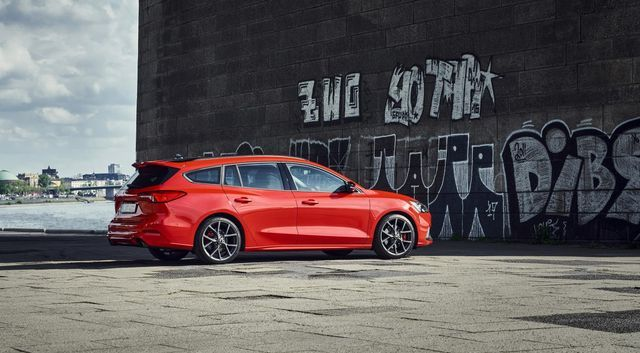 Ford Focus ST. Foto: Ford
