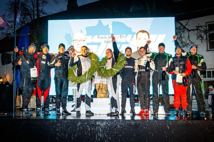 Üldarvestuse 6 parimat ekipaaži | Saaremaa Rally 2021. Foto: Pille Russi