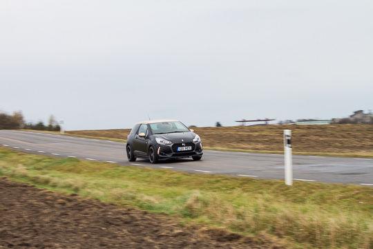 Motorsi Proovisõit - DS 3 GT Performance