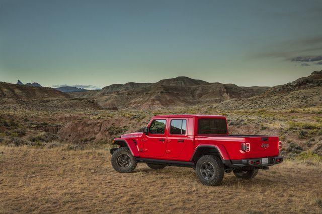 Jeep Gladiator. Foto: Jeep