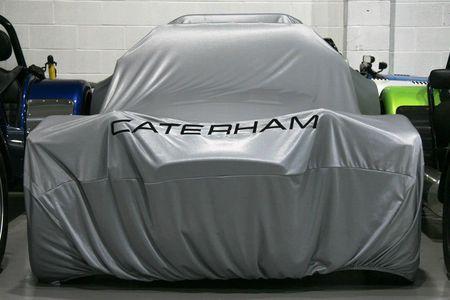 Caterhami plaanides on uhke kupee. Foto: Caterham