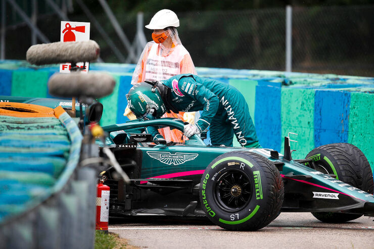 Sebastian Vettel. Foto: Aston Martin F1 Team