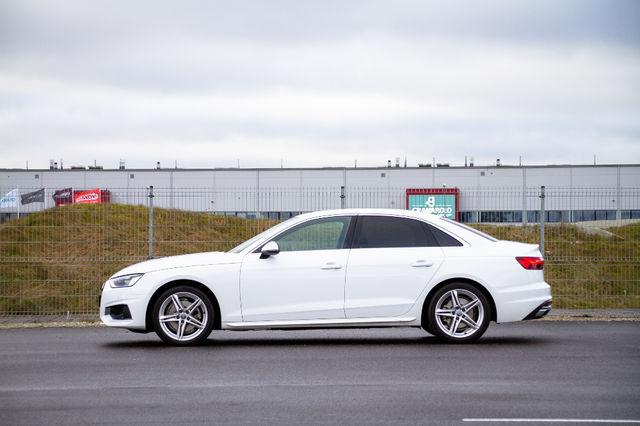 Audi A4 35 TFSI. Foto: Laas Valkonen
