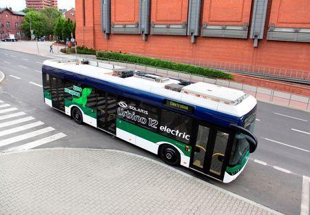 Solris Urbino 12 Electric. Foto: Solaris