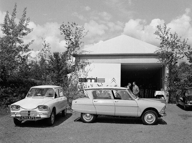 Citroën Ami 6. Foto: Citroën