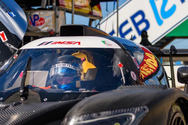 Tõnis Kasemets. Foto: Wulver Racing