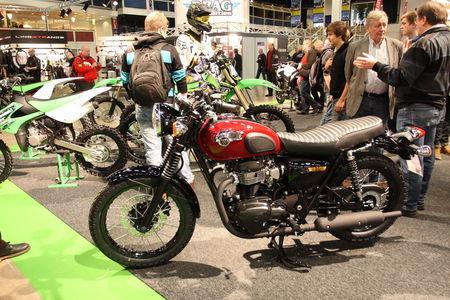 Kawasaki W800. Foto: Tarmo Riisenberg