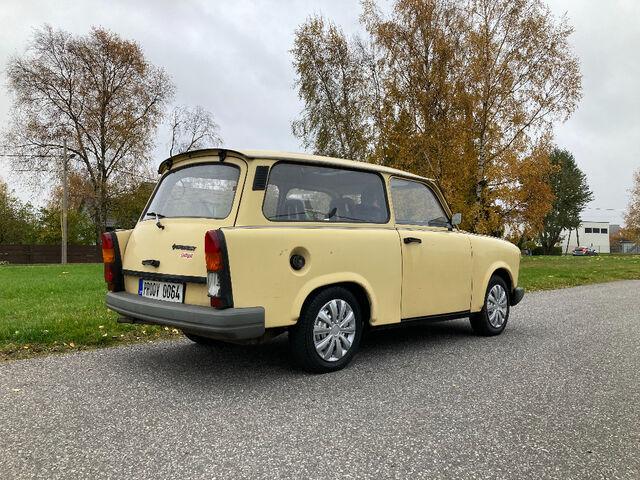 Trabant Kombi - auto24.ee proovisõit