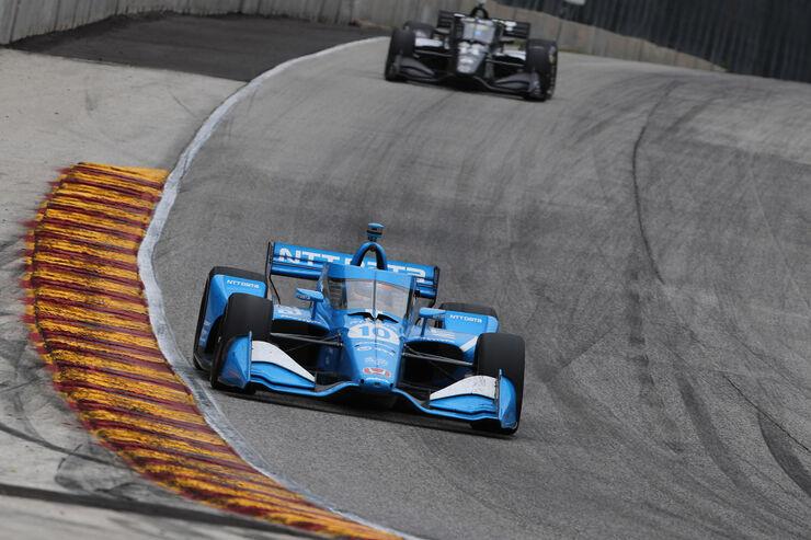 Alex Palou. Foto: Joe Skibinski / Indycar