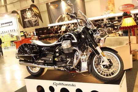 Moto Guzzi California 1400 Tourer. Foto: Tarmo Riisenberg