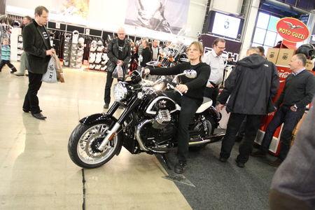 Moto Guzzi California 1400 Custom. Foto: Tarmo Riisenberg