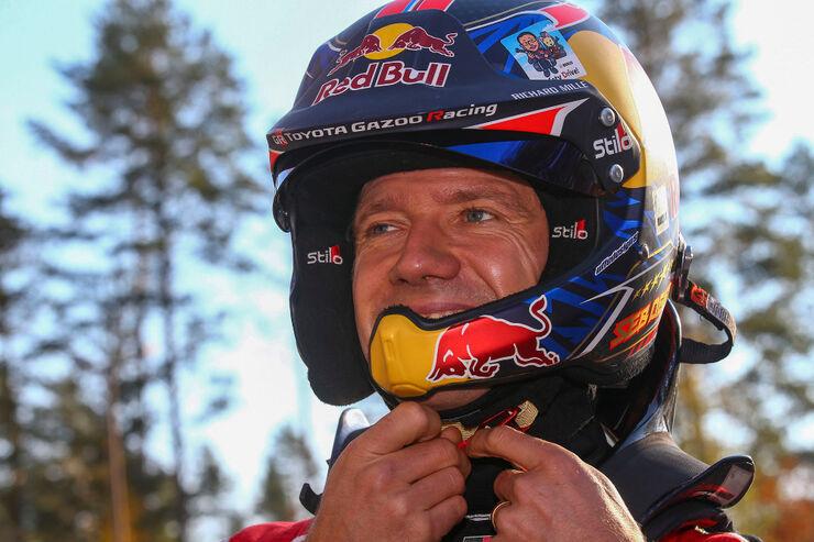 Sebastien Ogier. Foto: Toyota Gazoo Racing