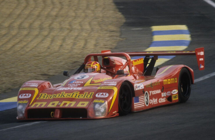 Ferrari 333 SP. Foto: 24h-lemans.org / auto.geenius.ee