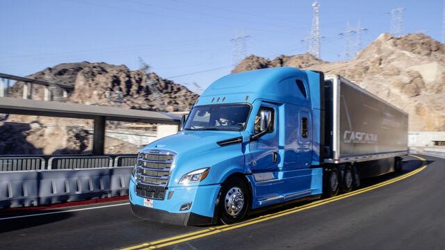 Foto: Daimler Trucks