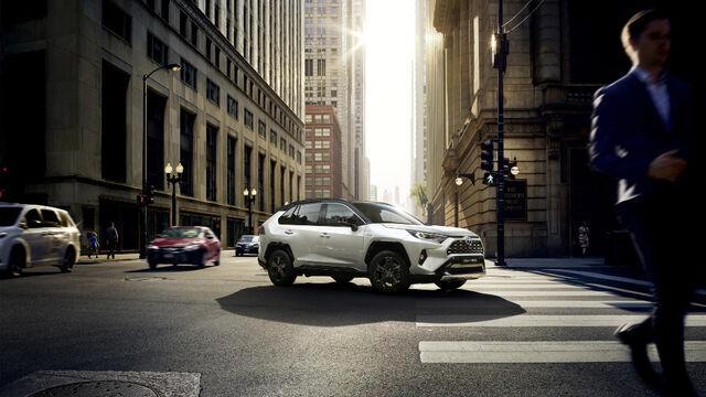 Toyota RAV4. Foto: Toyota