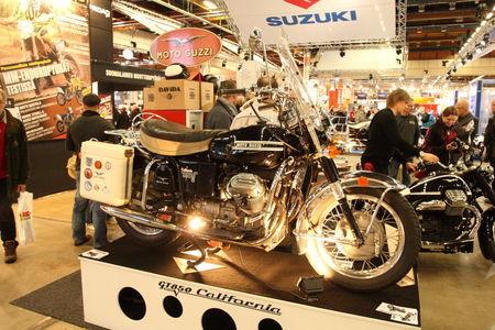 Moto Guzzi GT 850 California. Foto: Tarmo Riisenberg