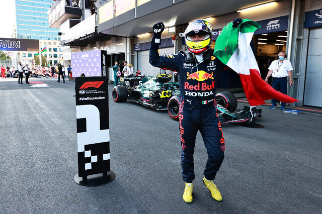Sergio Perez. Foto: Getty Images / Red Bull Content Pool