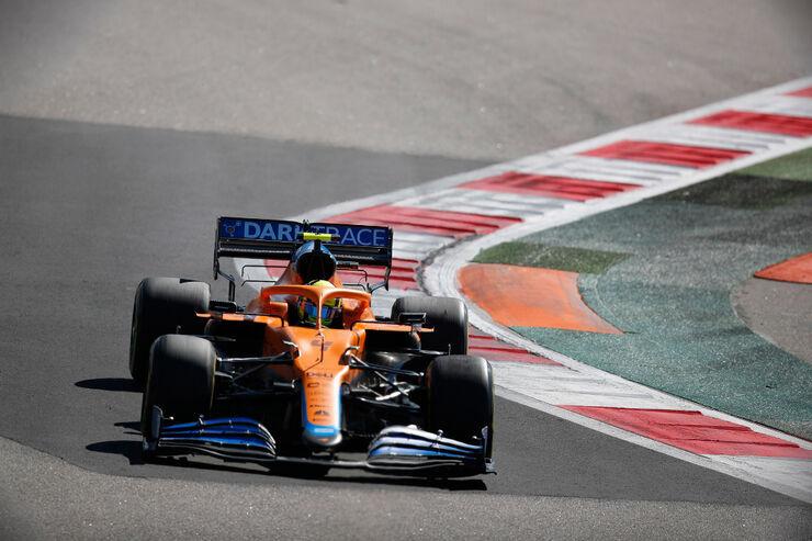 Lando Norris. Foto: McLaren
