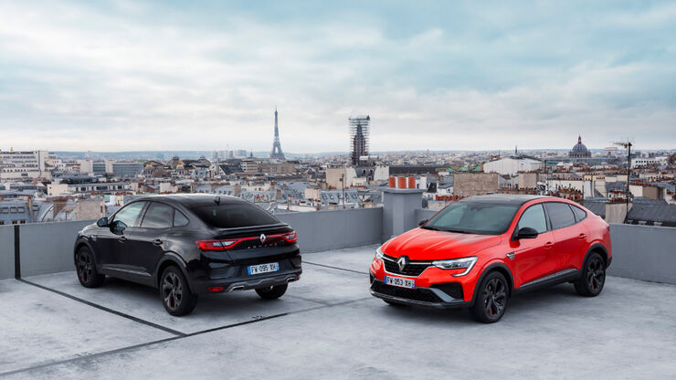 Renault Arkana. Foto: Renault