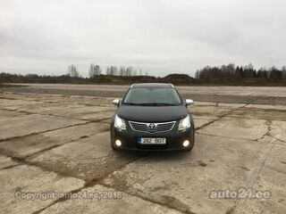 Toyota Avensis 2.2 110kW