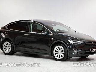 Tesla Model X 100D Long Range 158kW